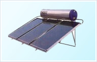 Whole Plant Equipment for Solar Water Tank