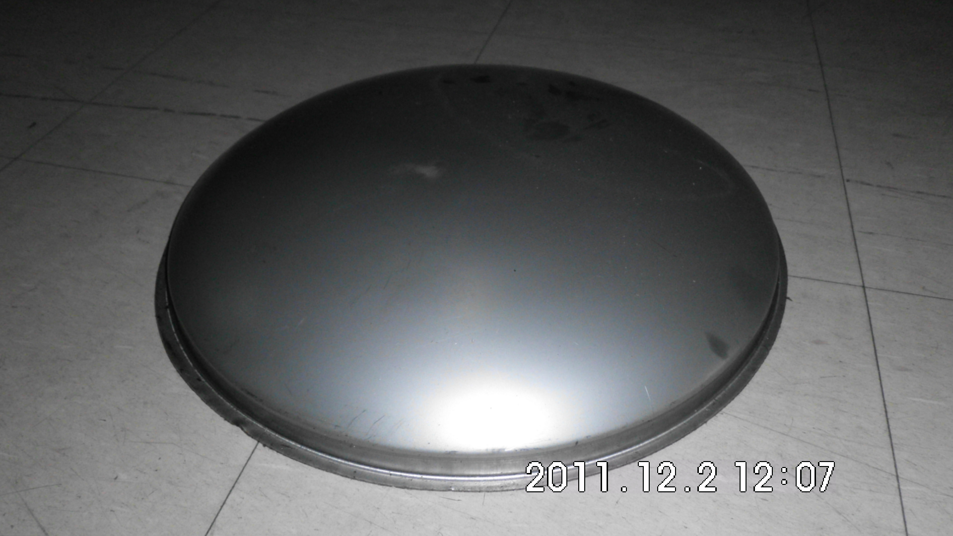 stainless steel Solar Water Tank Head & Cover
