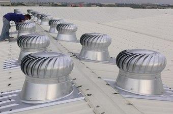 Roof Ventilation Design Industrial Roof Ventilation Fans